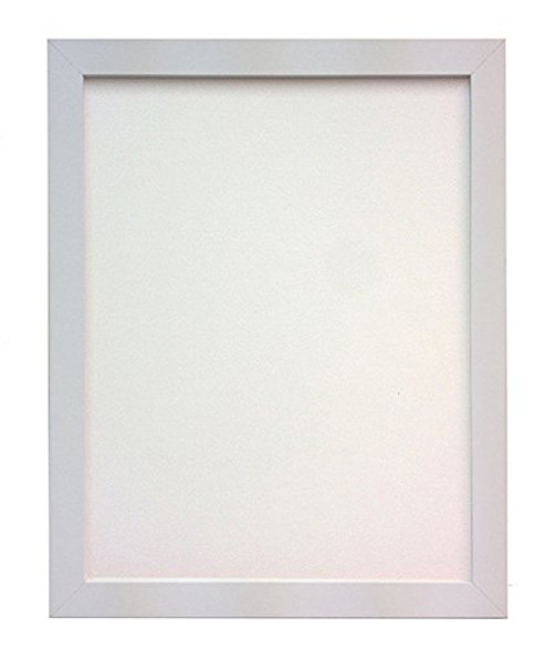 FRAMES BY POST 25mm wide H7 White Picture Photo Frame