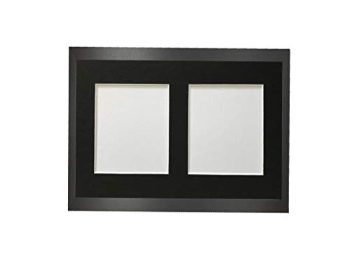 FRAMES BY POST H7 Picture Photo Frame with Long Multi Aperture Mounts