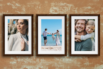 Photo Frames With Mounts