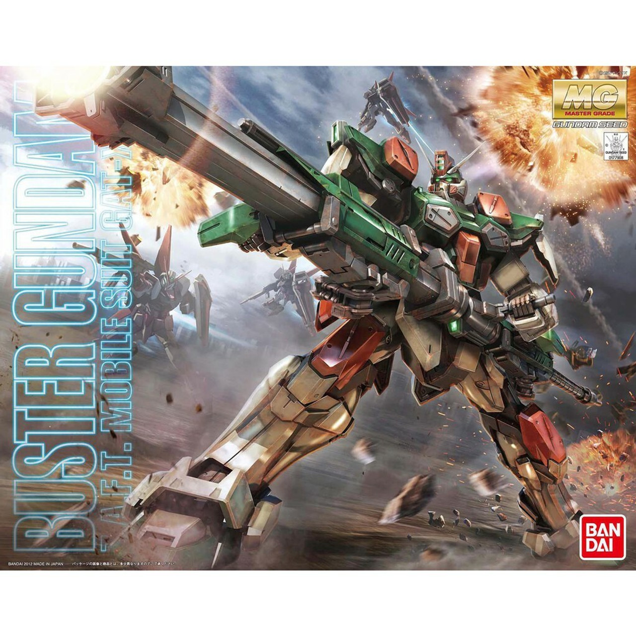 MG Buster Runners