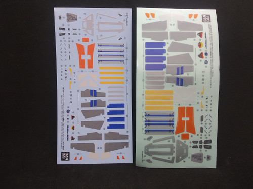 1/72 Poe's X Wing Decals