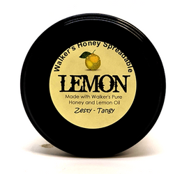 Lemon Creamed Honey