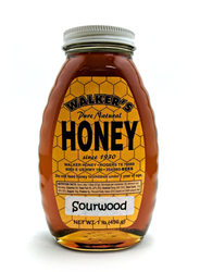 1 lb Sourwood Honey