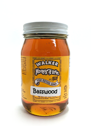 Basswood Honey Pint