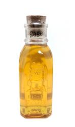 8 oz Glass Muth Jar - Sage Honey