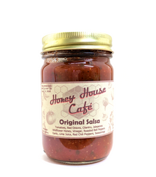 Honey House Cafe - Original Salsa 12oz