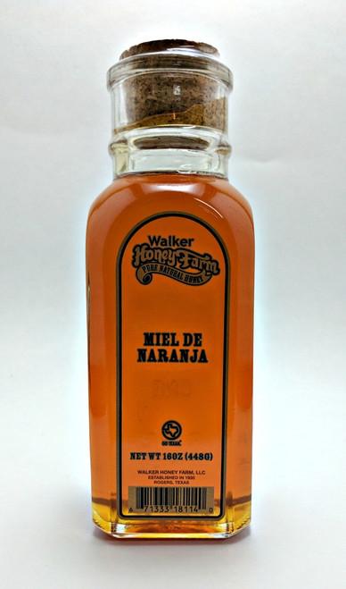 1 lb Muth Jar - Orange Blossom