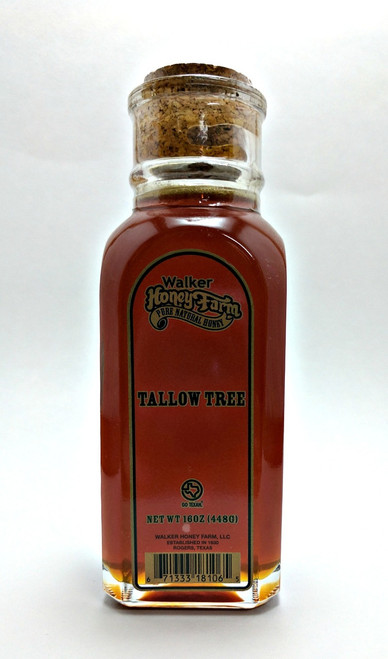1 lb Muth Jar - Tallow Tree