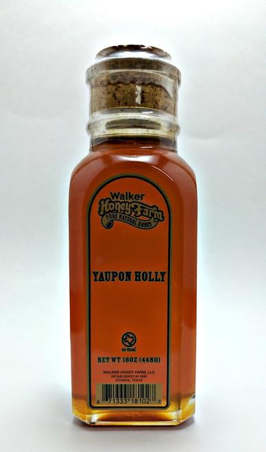 1 lb Muth Jar - Yaupon Holly
