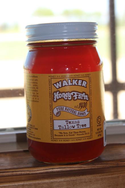 Tallow Tree Honey Pint (24oz)