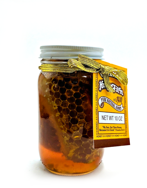 Premium Cut Comb Honey (10oz)