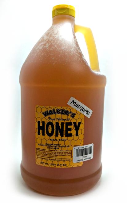 Mesquite Honey Gallon