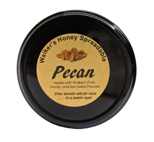 Pecan Creamed Honey