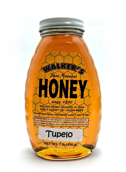 1 lb Tupelo Honey