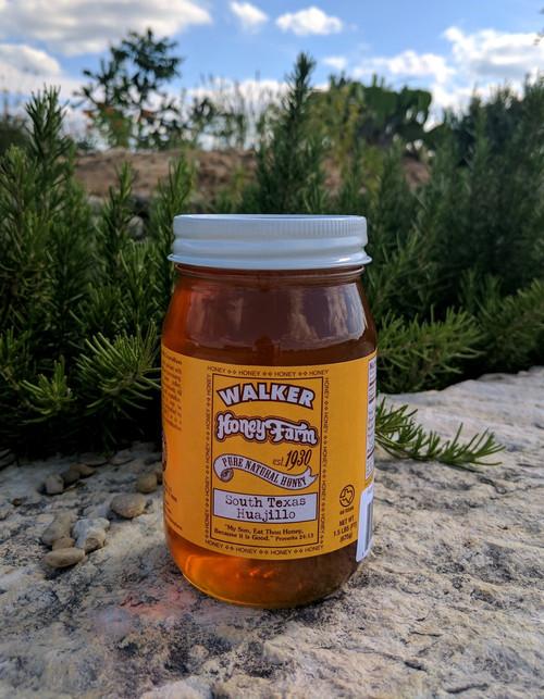 A pint of Huajillo Honey.
