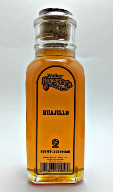 A 1lb Muth Jar of Huajillo Honey.