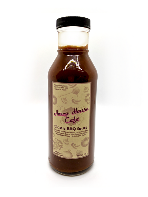 Honey House Cafe - Classic BBQ Sauce 13oz