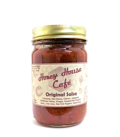 Honey House Cafe - Original Salsa 12oz