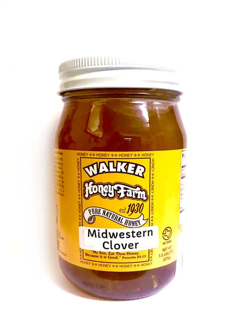 Midwestern Clover Pint