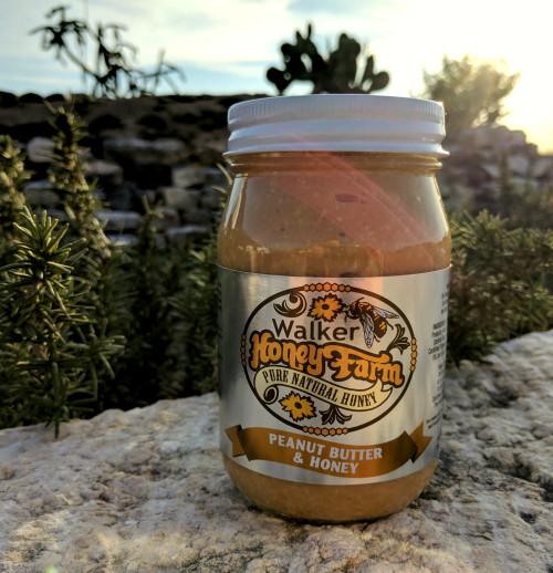 A Pint Of Peanut Butter & Honey.