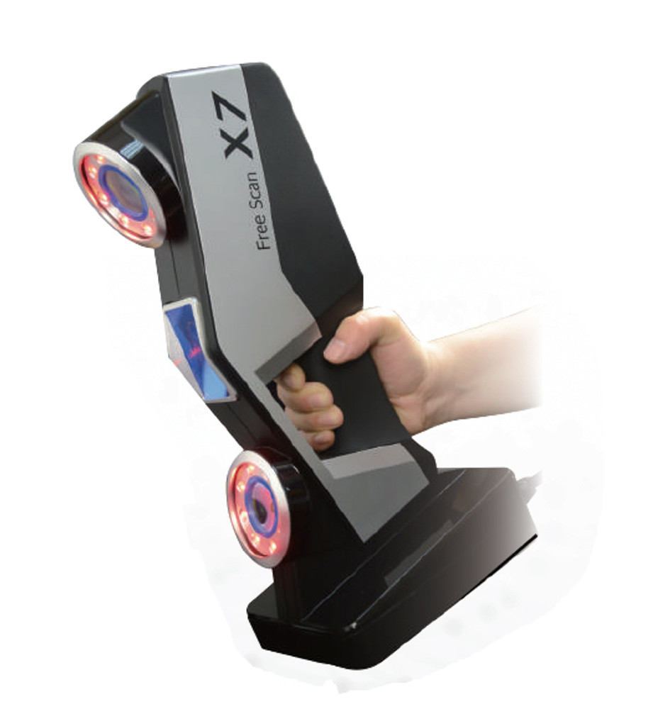 FreeScan X7 Handheld 3D Laser Scanners
