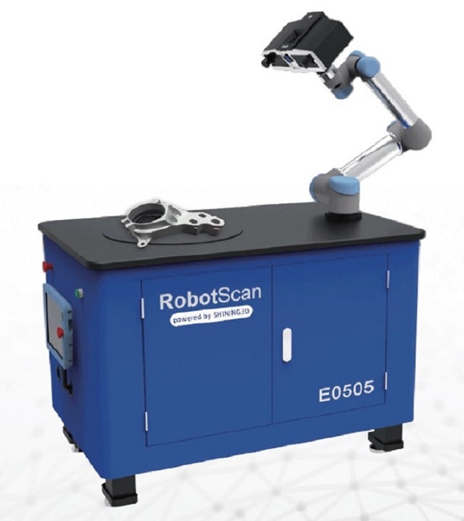 RobotScan E0505 Robot Automatic 3D Scanning System
