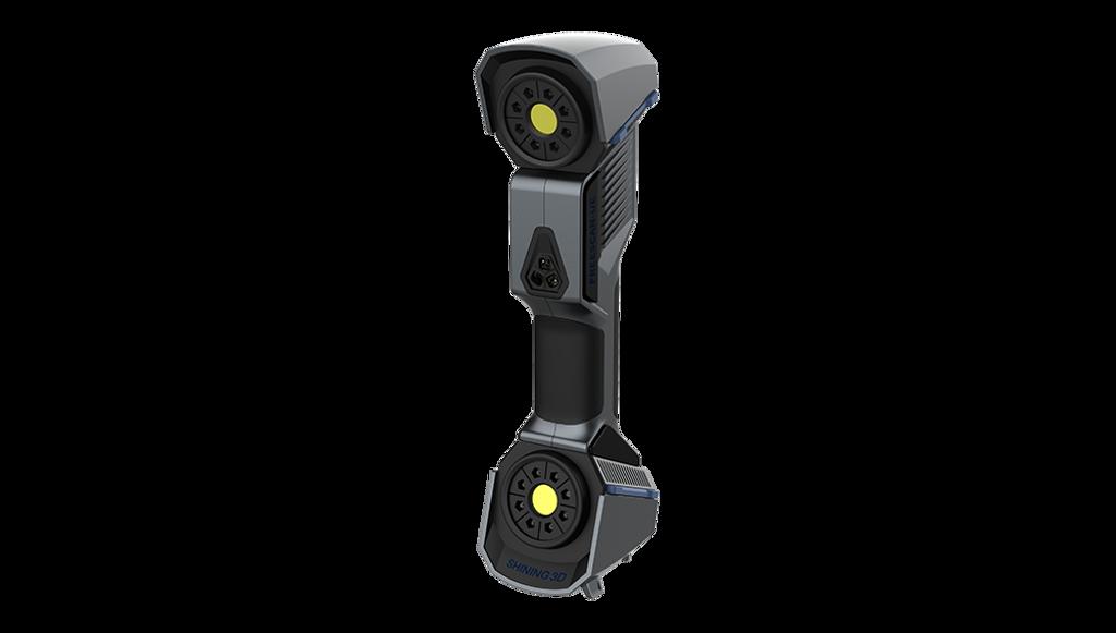 FreeScan UE 7 Blue Laser Handheld 3D Scanner