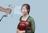 EinScan H Scanning Human Face