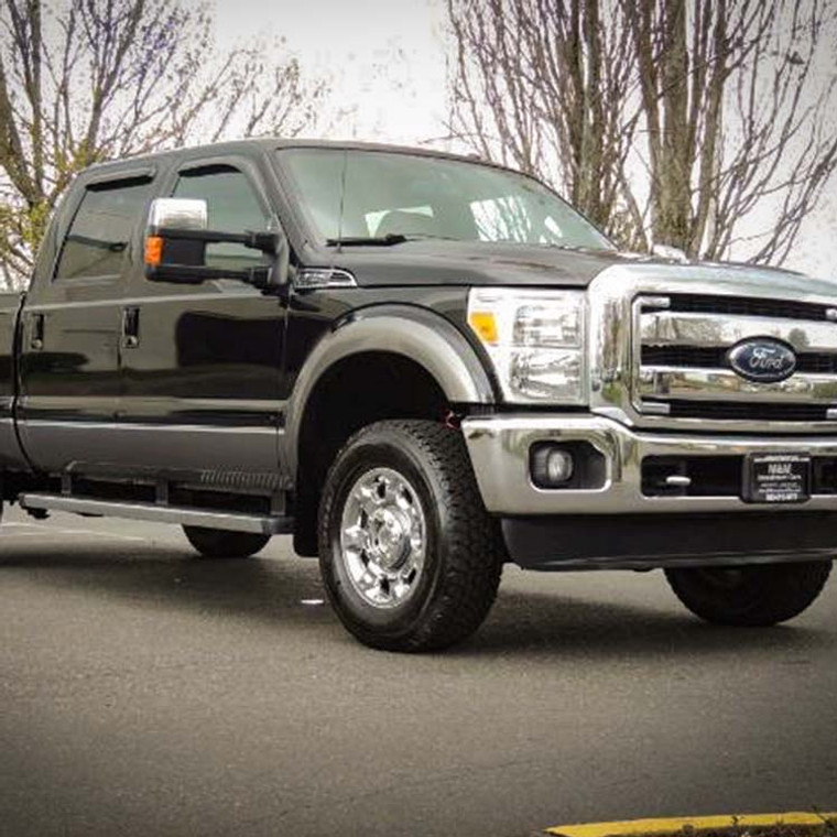#105601 - 2.5in Lift Kit - Steady Axis™ with Steady Track™ System & Radius Arm Drops 2011-2016 F250 / F350