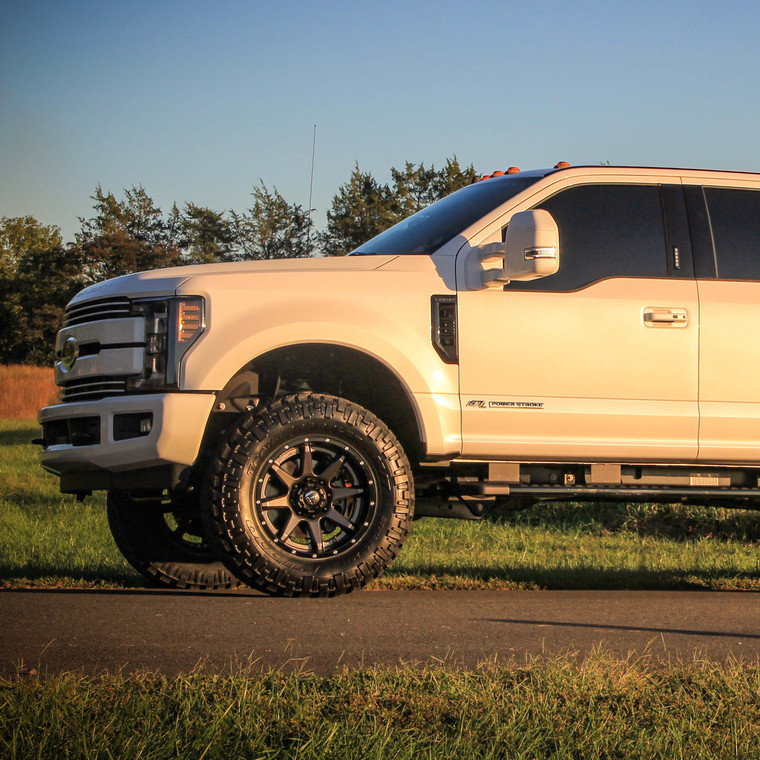 #105505 - 2.5in Lift Kit, Steady Track™ - Front Loaded
