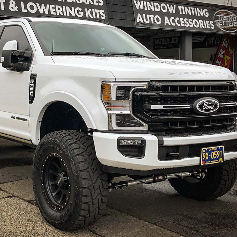 #105507 - 4.5in Lift Kit, Steady Track™ - Loaded
