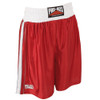 PRO BOX BODY TEC BOXING SHORTS - RED