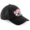 GREY RANKS ABC BASEBALL CAP