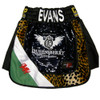 CUSTOM MADE SKIRT STYLE BOXING SHORTS