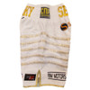 CUSTOM MADE VELVET AND FRINGE BOXING SHORTS