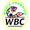 WBC CHAMPION PATCH