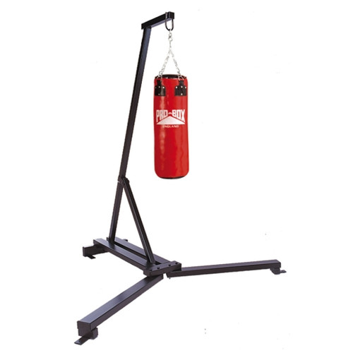 PB HEAVY DUTY FREE STANDING PUNCH BAG FRAME & BAG