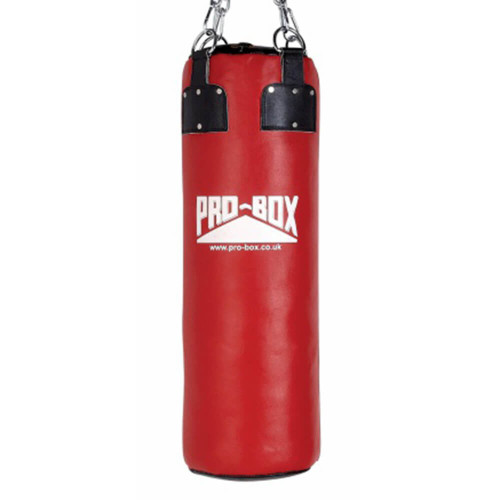 PRO BOX HEAVY LEATHER PUNCHBAG