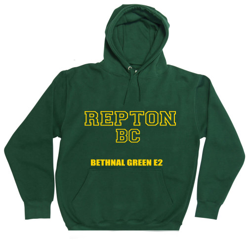 REPTON BOXING CLUB HOODED SWEAT