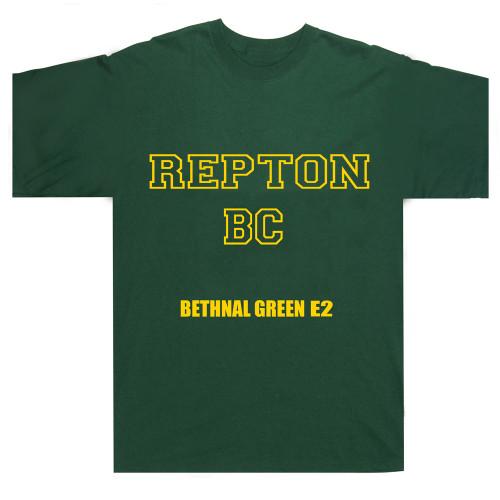 REPTON BOXING CLUB JUNIOR TEE SHIRT
