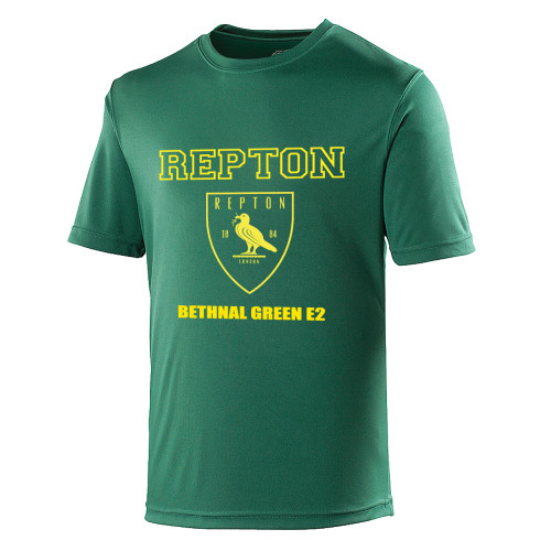 REPTON BOXING CLUB POLY T-SHIRT