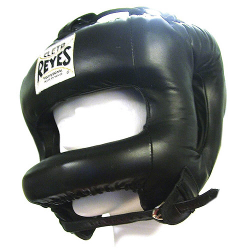 CLETO REYES HEADGUARD WITH ROUNDED NYLON BAR