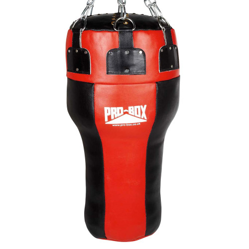 PRO BOX LEATHER UPPERCUT BOXING BAG