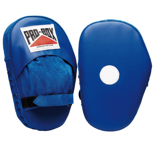 PRO BOX BLUE HOOK AND JABS PADS