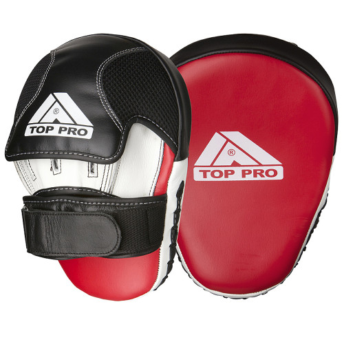 TOP PRO CURVED SUPER PRO LEATHER FOCUS PADS