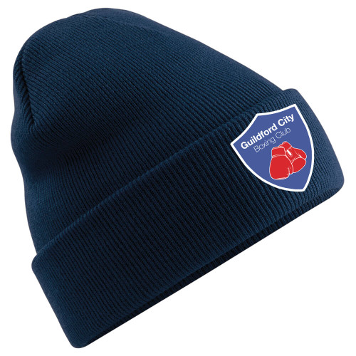 GUILDFORD CITY BOXING CLUB BEANIE