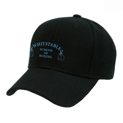 WHITSTABLE SCHOOL OF BOXING CAP