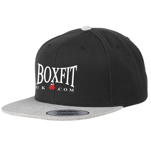 BOXFIT SNAPBACK CAP