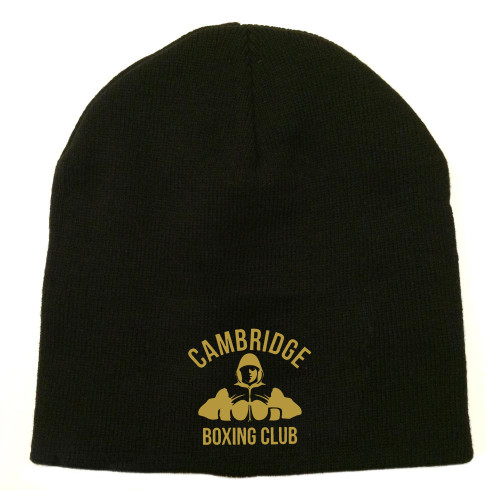 CAMBRIDGE BOXING CLUB BEANIE