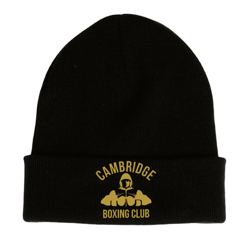 CAMBRIDGE BOXING CLUB WOOLY HAT